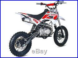WPB Boyo 110cc Welshpitbike Dirt Mini Pit Bike Stomp Motocross, moto, petrol