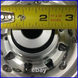 Warp 9 Racing Wheel Assembly, Rear SM, 4.25 x 17