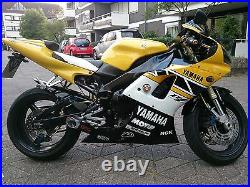 Yamaha YZF R1 2002 2003 Coffman Shorty Slip On Exhaust Muffler (NEW)