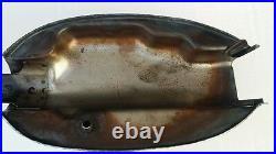 Z50A MINI TRAIL GAS TANK 1968-1970 (KO/K1) MODEL UNPAINTED (Round emblem)